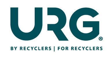 URG_1-color_teal-w-recycler-line